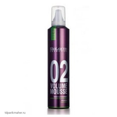 Мусс для волос Salerm Volume Mousse Pro Line 300 мл