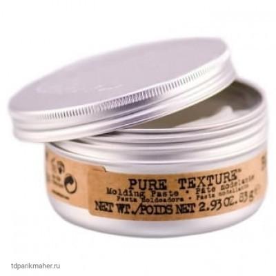Паста для укладки волос TIGI Bed Head B for Men Pure Texture Molding Paste 83 гр