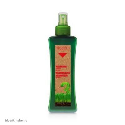 Спрей для увеличения объема при выпадения волос Salerm Biokera, 300 мл