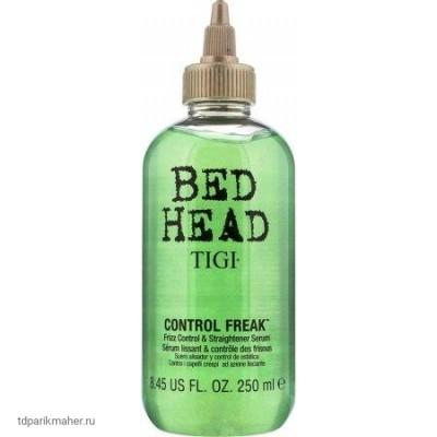 Сыворотка для гладкости и дисциплины непослушных волос TIGI Bed Head Control Freak Serum, 250 мл