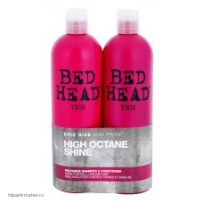 Набор для блеска TIGI Bed Head Superfuels Recharge Shampoo, Conditioner, 2х750 мл