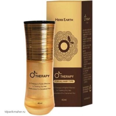 Масло Moran Therapy (Терапия) 40 мл для секущихся ломких волос 40 мл
