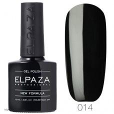 ELPAZA 014 Истинно чёрный 10 мл.