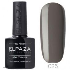 ELPAZA 026 Французский серый 10 мл.