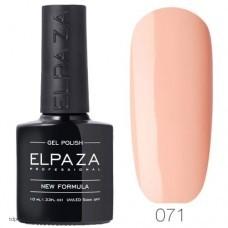 ELPAZA 071 Ванильный мусс 10 мл.