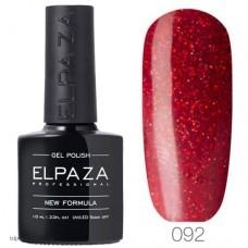 ELPAZA 092 Рубиновый блеск 10 мл.