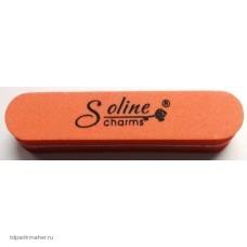 Пилка-баф мини Soline Charms, 100/180