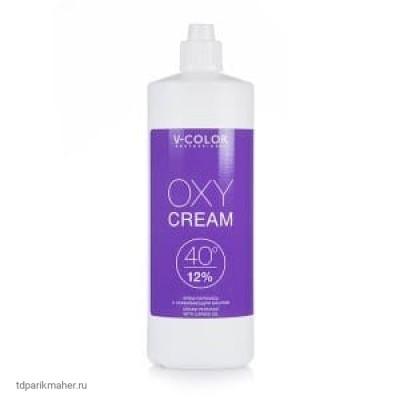 Окислитель Demax V-COLOR Oxy Cream 900мл 12%