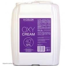 Окислитель V-COLOR Oxy Cream 4000мл.