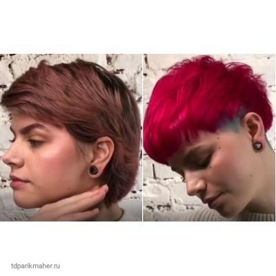 Крем для окрашивания волос с интенсивными пигментами MAD HEAD