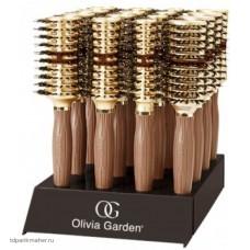 Термобрашинг Olivia Garden NT-CVL Nano Thermic Vent Combo 30, 40, 50мм