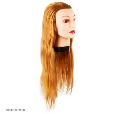 Голова Eurostil 02545 со штативом, блондинка, 55-60 см синтетика.