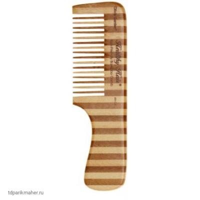 Деревянная расческа с ручкой Olivia Garden OGBHHC3