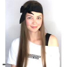 Шелковая лента для волос