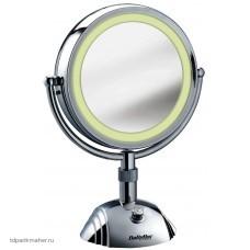 Зеркало Babyliss 8438E с подсветкой, 18 см