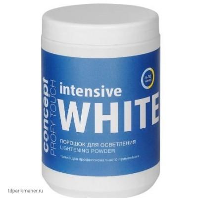 Порошок для осветления волос Concept Soft Blue (SOFT BLUE LIGHTENING POWDER) 500 гр